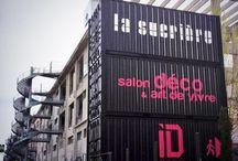 Salon déco & art de vivre / 170 exposants, 8500 visiteurs passionnés de déco & d'art de vivre rassemblés les 4.5.6.7 avril 2014 à La Sucrière Lyon Confluence