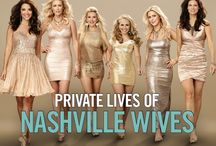 Season 1 #NashvilleWives / by Private Lives TNT