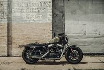 2016 H-D Motorcycles / Rolling in the new. Introducing the 2016 Harley-Davidson motorcycles! / by Harley-Davidson