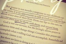 Prayer / by Angie Hulette