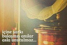 Türkçe Sözleri