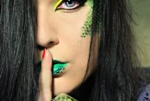 make up- raptor