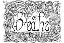 antistress coloring pages