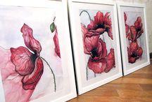 Art. (Mixed media work)My artworks / my artworks