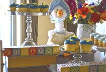 Storybook Shower by Magnolia Events / Enchanting ideas for a storybook themed shower.