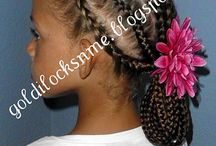 Little girls hair / by Elizabeth Trotter