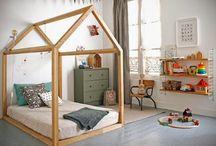 Cameretta Montessori / Cameretta Montessoriana: come arredare e organizzare gli spazi