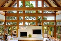 Homes / This board has many great shots of homes that I love for various reasons.