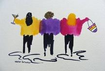 painting people / by Lori Sanchez