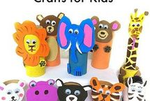 KIDS CRAFT toilet paper roll