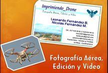 FOTOGRAFÍA AÉRA / Esta es una selección de fotos aéreas tomadas con un drone Phantom2