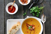 Suppe / Oppskrifter
