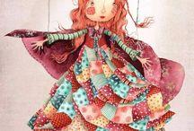Illustrations of Dream World