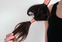 HAIR CUFFS/ SZPILKI ETC. DO WŁOSÓW