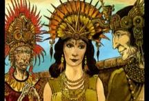Historia 4 : Civilizaciones pre colombinas