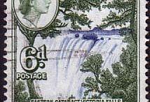 Rhodesia and Nyasaland Stamps
