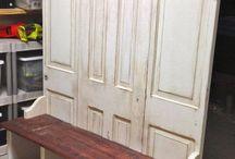 Dřevo, nábytek