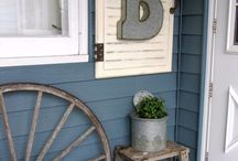 Home Decorating Ideas - Porches