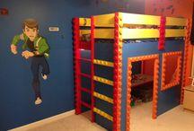 Lego bedroom ideas
