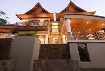 Modern Thai house / Ideas for a new house