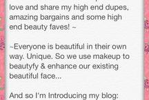 My beauty blog / www.beautyfyingbeauty.com