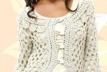 Modelo De Bolero De Crochet