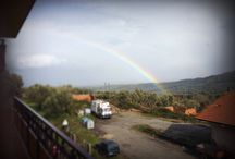 Rainbow in Sinopoli