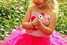 Things for the kids /  children, tutu dresses, child modeling, bath toys, tutu's,  / by Stephanie Schlosser