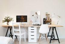 Bureau en tienerkamer / bureau zelf maken