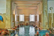 St's Luke bath Budapest