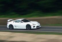The Road to Daytona: Lexus Returns to Racing