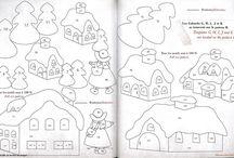 Libro subonet con disegni per applicazioni