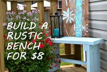 DIY Projects / Things for the home and garden that can be easily made at home.