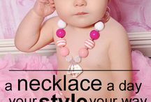 A Necklace A Day, Your Style Your Way! / DailyNecklace.com believes that only a nice necklace with an affordable price so you can effortlessly update your wardrobe. A necklace a day, your style your way!