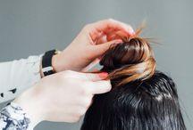 Half Up Top Knot Hair | Meio Coque /  http://caroldoria.com/2015/07/tendencia-half…-top-knot-hair/