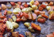 Köstliches Herbstgemüse aus dem Ofen