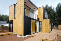 panelen huis