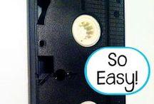 DIY save old movies