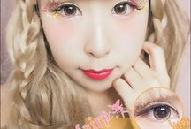 I.Fairy Miss Fluffy Circle Lens / http://store.ifairycon.com
