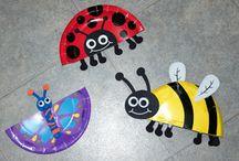 Attività per bambini con materiale di riciclo