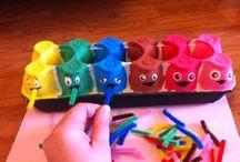 Färglära - barn