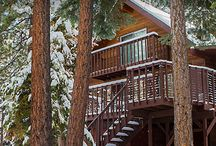 Cabins and Outdoor Retreats