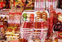 Dulces, panes, y pasteles mexicanos