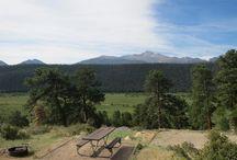 Colorado Camping / Camping in Colorado.
