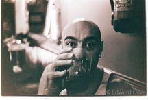 Analog film portrait photography by Edward Olive photographer