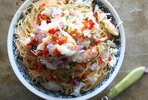 Pasta and Other Noodles / Recipes using every kind of noodle.