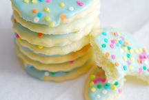 Baby Shower Cookies / Delicious Recipes For Baby Shower Cookies