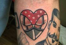 Artistas tatuadores