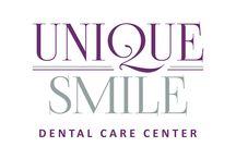Centrul de Ingrijire Dentara UNIQUE SMILE / Unique Smile iși propune materializarea unui concept modern de medicină dentară. Ne concentrăm pe pacientii nostri si in acest scop am creat o ambianță plăcută prin atenția la detalii implementand în cabinetele dentare o dotare la standard înalte. Am creat o echipă bine pregătită pentru a menține calitatea actului terapeutic. Fiecare membru al echipei fiind ghidat de pasiunea pentru ceea ce și-a ales ca profesie, și credem că aceasta constituie atuul principal al unui act medical fară compromis.