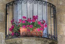 Balcony garde